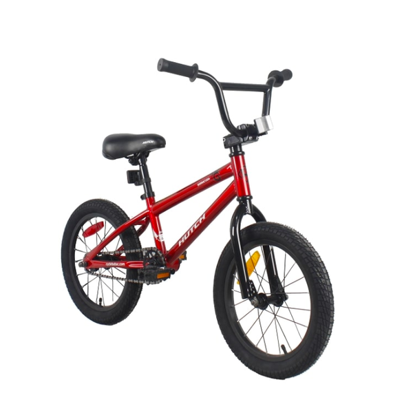 GENESIS Barracuda JR 16'' Rouge/ Noir - Vélo pour enfant