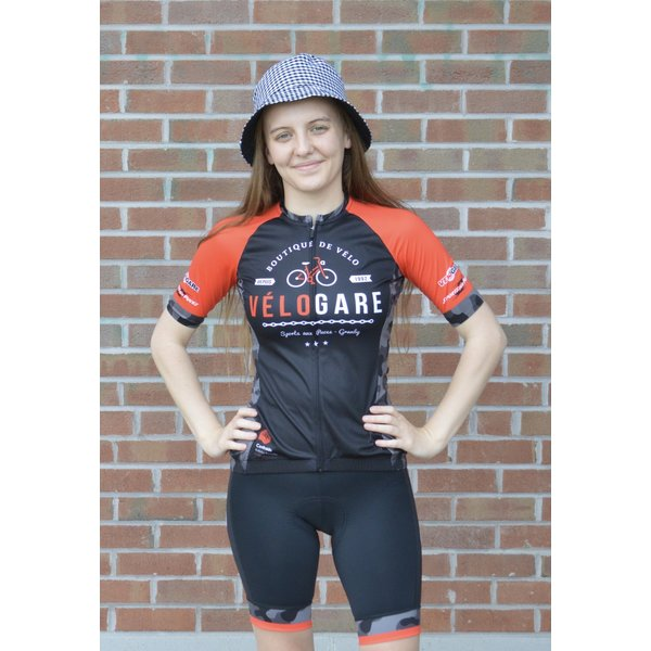 LIV Race Day - Jersey vélo route Femme
