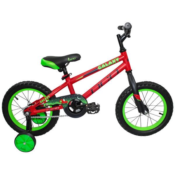 """DCO Galaxy 14"""" Boy - Vélo pour enfant"""