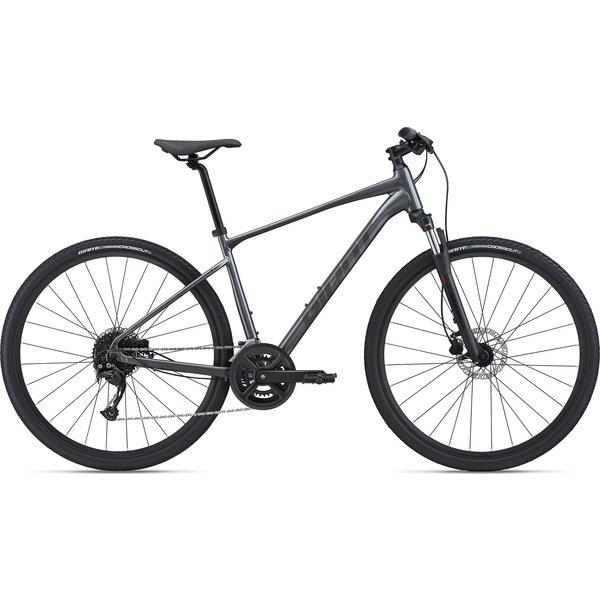 GIANT Roam 2 Disc 2021 - Vélo hybride cross simple suspension