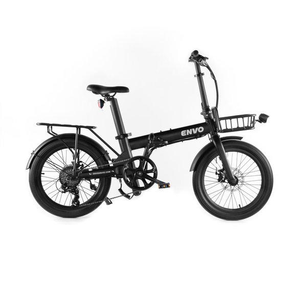 ENVO Lynx-20 Folding EBike - vélo électrique pliant