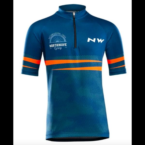 NORTH WAVE Origin - Jersey vélo Junior