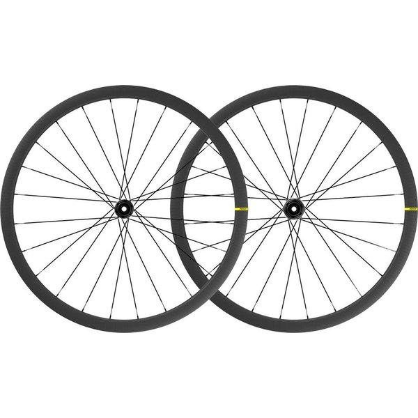 MAVIC Cosmic SL 32 DCL - Paire de roue à disque pour vélo de route