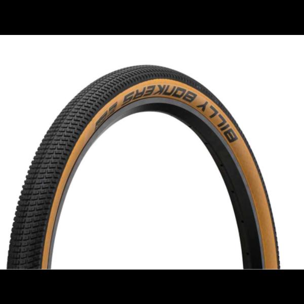 SCHWALBE Billy Bonkers - Pneu vélo gravel 26''x 2.10 Tringle
