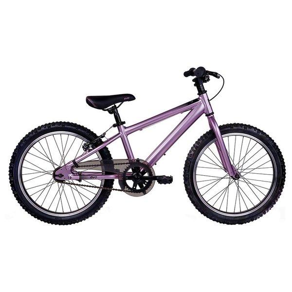 EVO Rock Ridge 20, Vélo pour enfants, 20'', Mauve, U