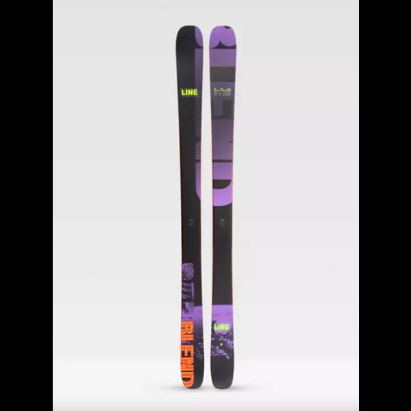 LINE Blend 2022 - Ski alpin Freestyle