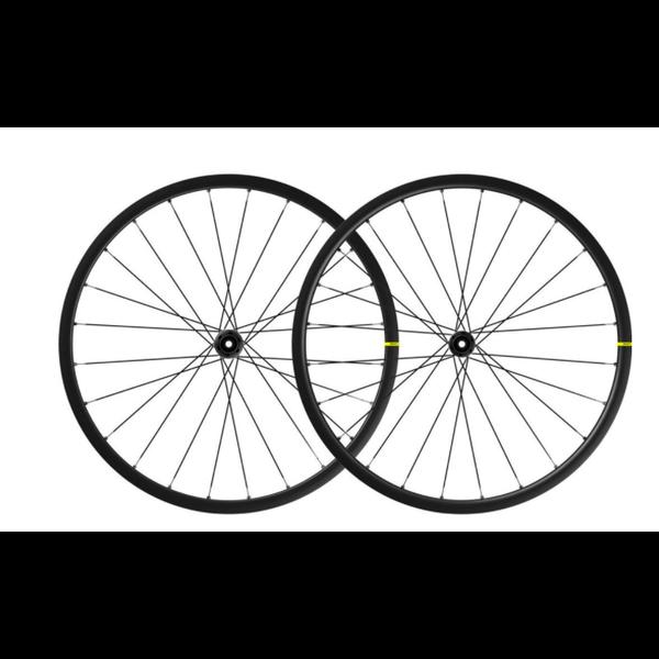 MAVIC Ksyrium S - Paire roues frein disque