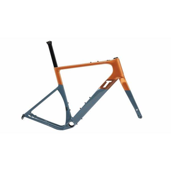 3T CYCLING Exploro RaceMax Frame - Cadre de vélo gravelle