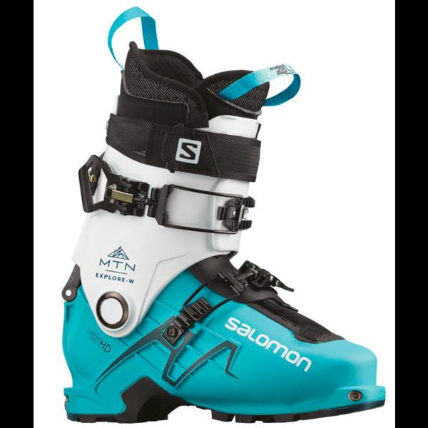SALOMON MTN Explore - Bottes randonnée alpine Femme