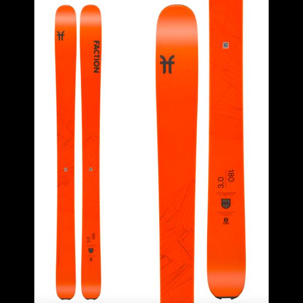FACTION Agent 3.0 - Ski randonnée alpine
