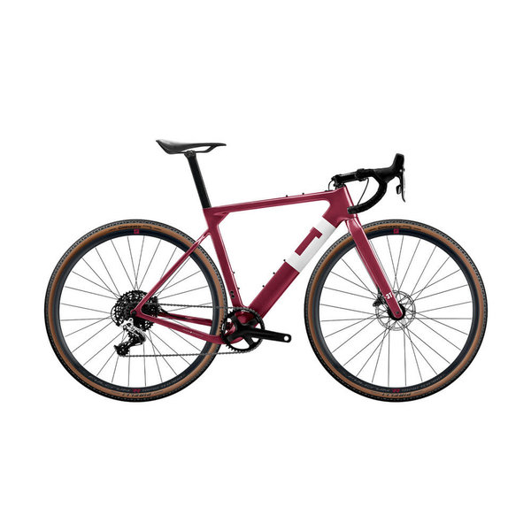 3T CYCLING Exploro Pro Rival 1x - Vélo de gravier