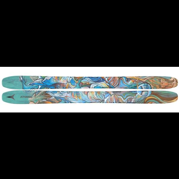 ATOMIC Bent Chetler 120 - Ski Freeride