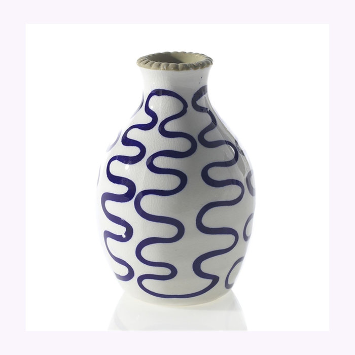 Accent Decor Accent Decor Impulse Vase 3.25 x 5.5