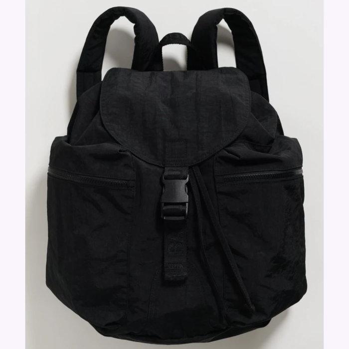 Baggu sac à dos Baggu Large Sport Black Backpack