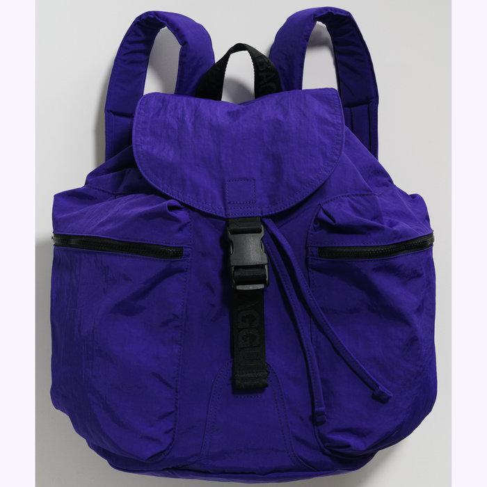 Baggu sac à dos Baggu Large Sport Cobalt Backpack