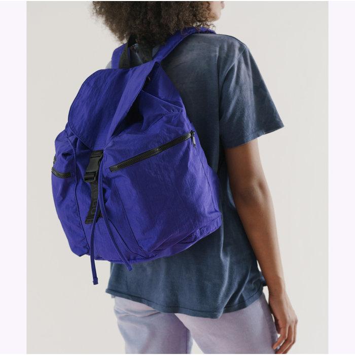Grand sac à dos Sport Baggu Cobalt