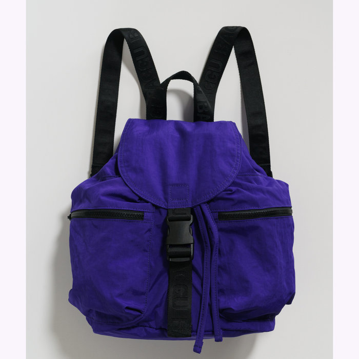 Baggu sac à dos Baggu Small Sport Cobalt Backpack