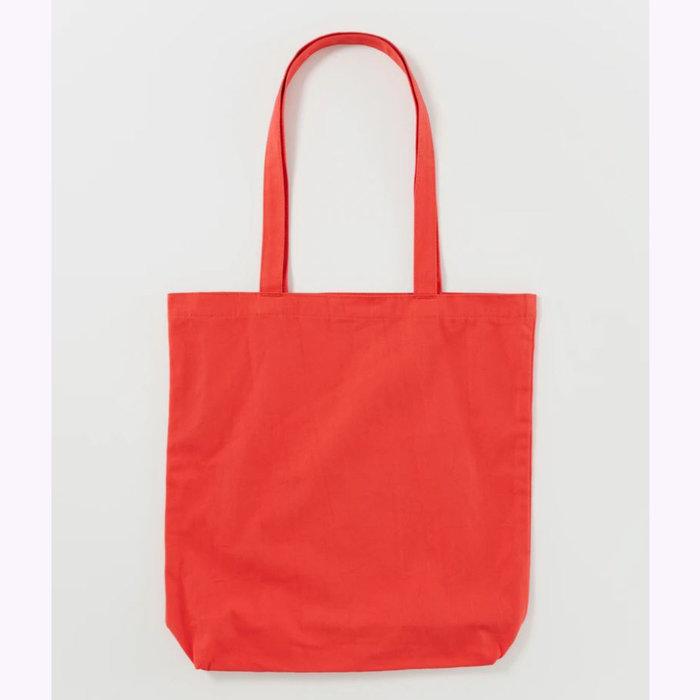 Baggu sac à main Baggu Warm Red Merch Tote