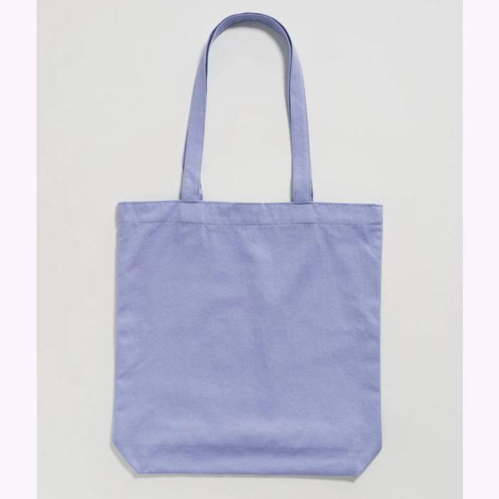 Baggu sac à main Sac fourre-tout en toile Baggu Periwinkle