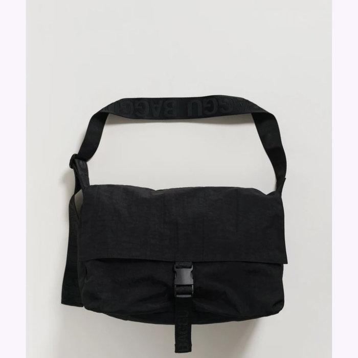 Baggu sac à main Baggu Black Messenger Bag
