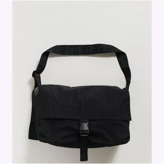 Baggu Black Messenger Bag