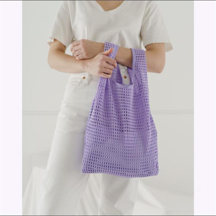 Baggu Lilac Net Bag