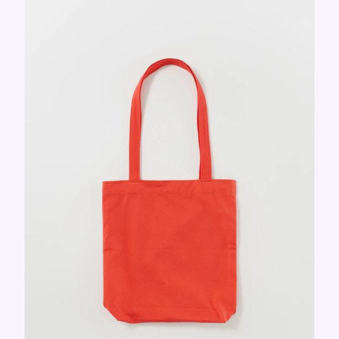 Baggu sac à main Baggu Mini Warm Red Merch Tote