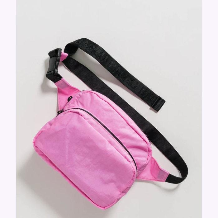 Baggu sac à main Sac banane Baggu Bright Pink