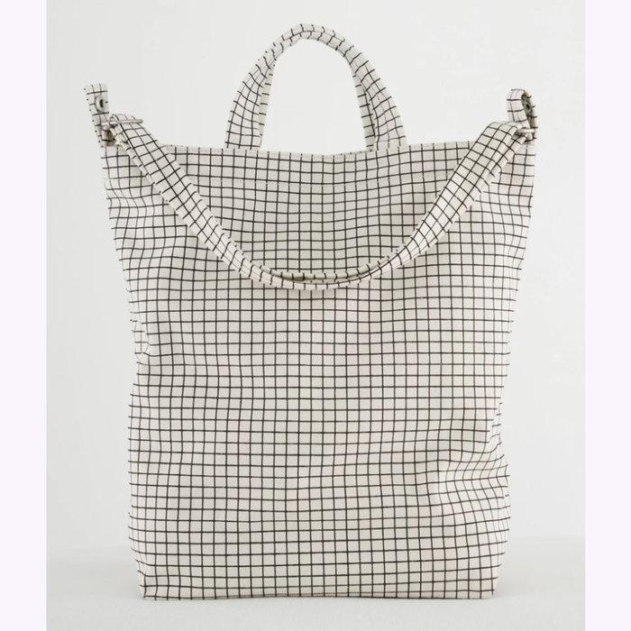 Baggu sac à main Sac fourre-tout en canevas Baggu Grid