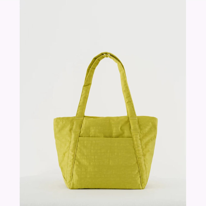Baggu sac à main Baggu Small Chartreuse Cloud Bag