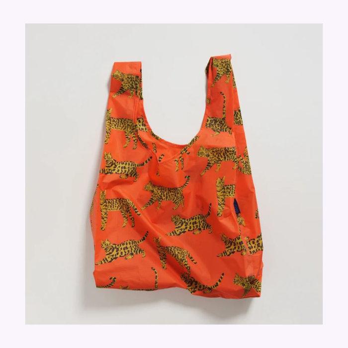 Baggu sac réutilisable Sac réutilisable Baggu Chat du Bengal