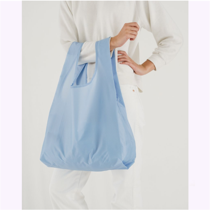 Baggu Light Blue Reusable Bag