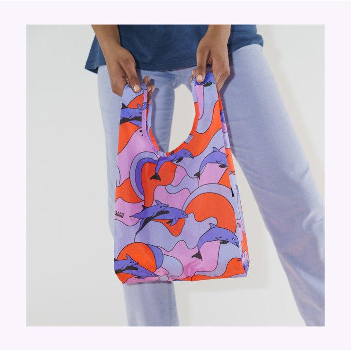 Baby Baggu Dolphins Reusable Bag