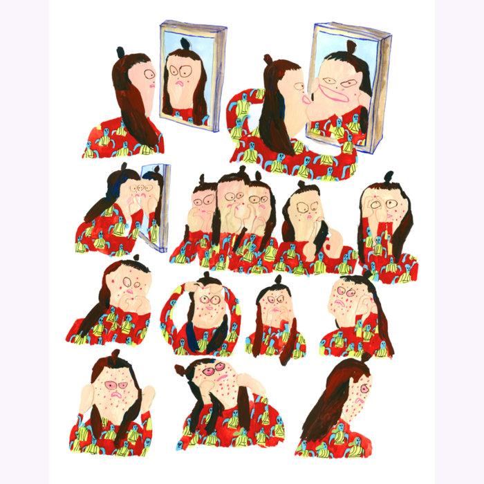 Tara Booth Tara Booth Pimple Popper Print