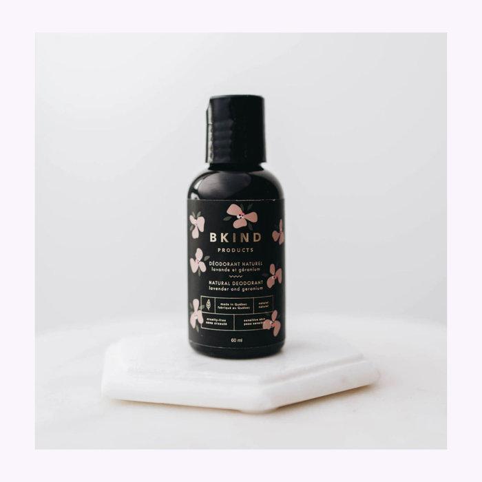 Bkind Bkind Lavender and Geranium Deodorant