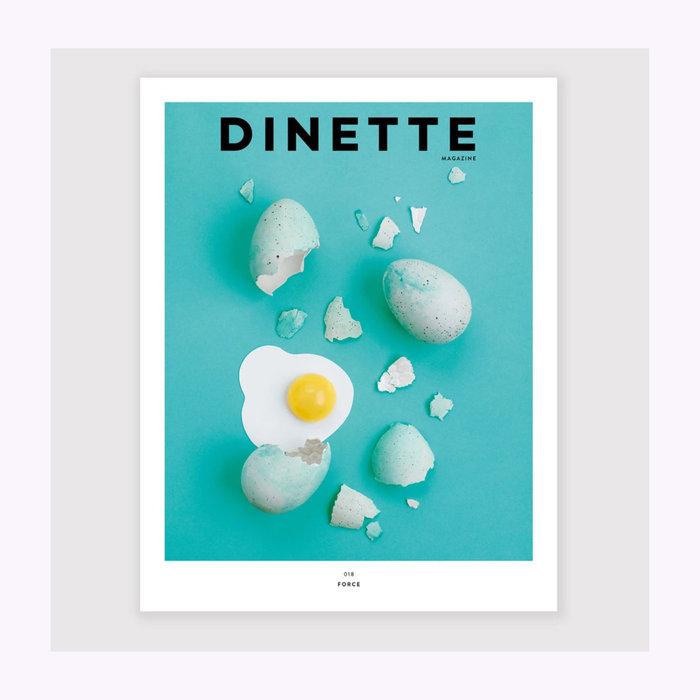 Dinette Dînette Magazine - Number 18