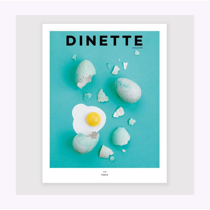 Dînette Magazine - Numéro 18
