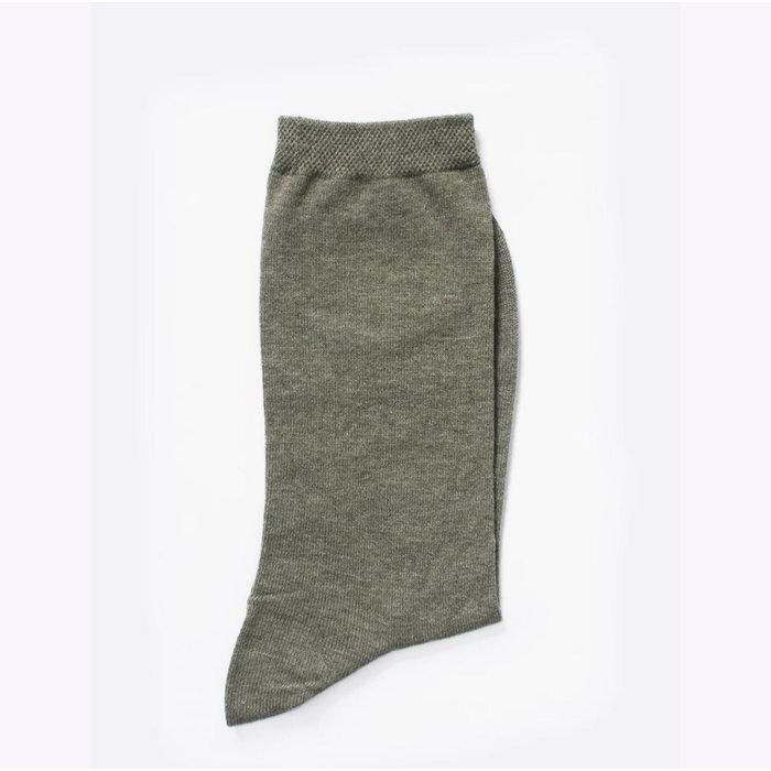 Futz Olive Recycled Fibers Socks