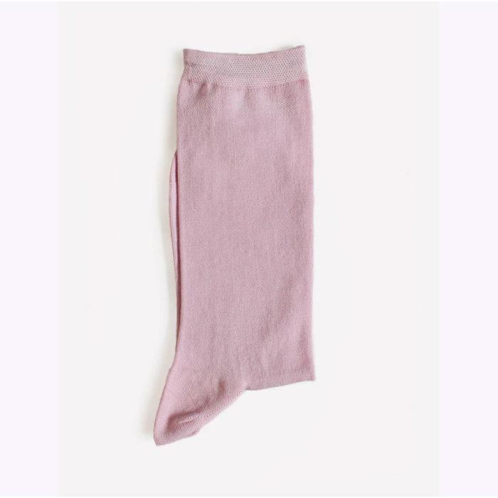 Futz Pink Bamboo Socks