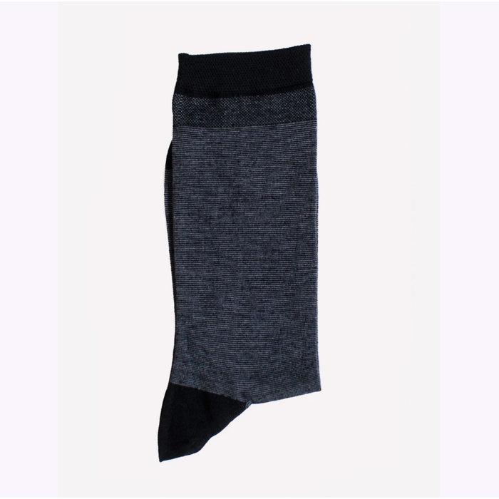 Futz Black Bamboo Socks