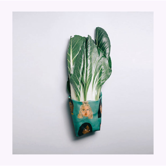 Gaia Women Edition Reusable Food Wraps - Set of 3