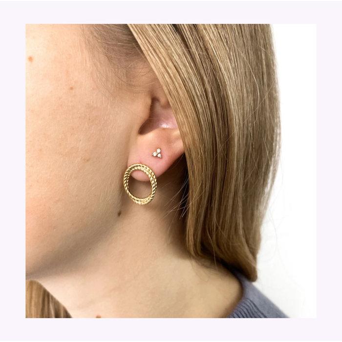 Boucles d'oreilles Horace Cordo