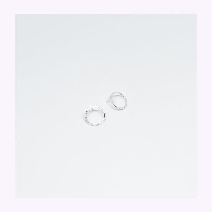 La Manufacture Boucles d'oreilles Oscar La Manufacture