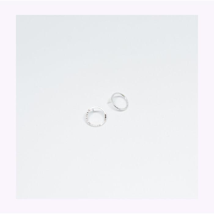 Boucles d'oreilles Oscar La Manufacture