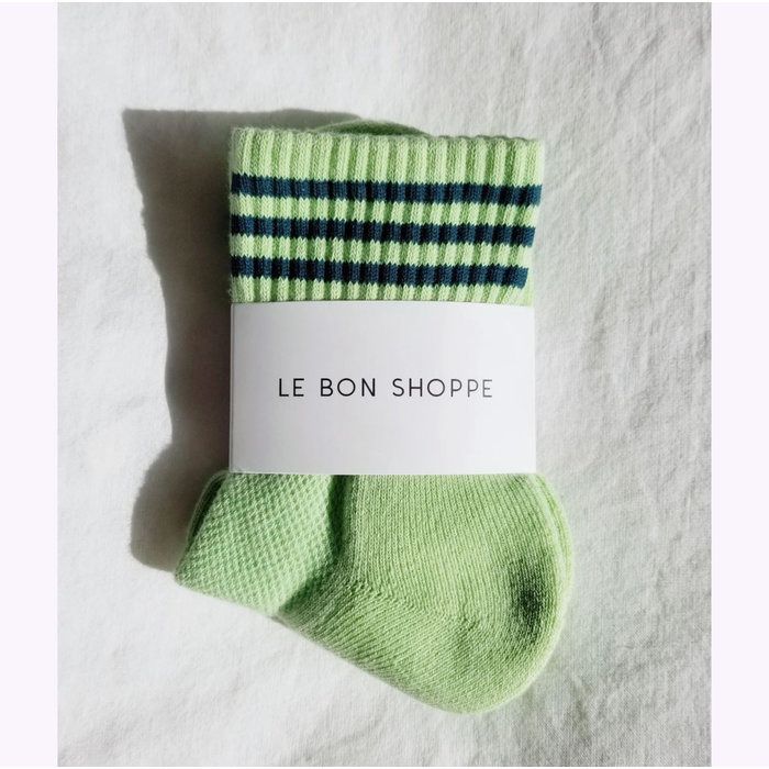 Le Bon Shoppe Girlfriend Socks - Pistachio