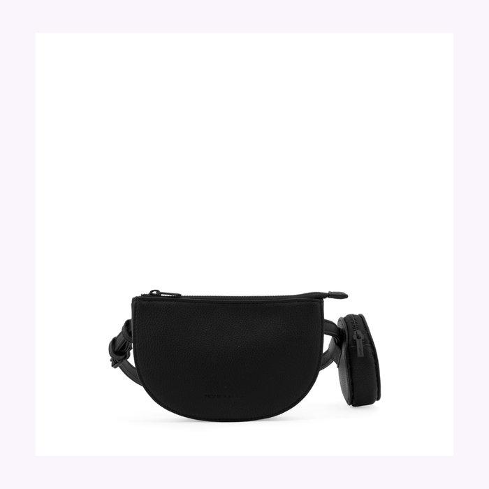 Monk & Anna Monk & Anna Black Toho Belt Bag