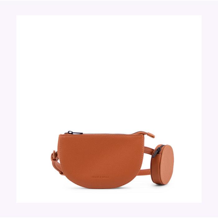 Monk & Anna Burnt Orange Toho Belt Bag
