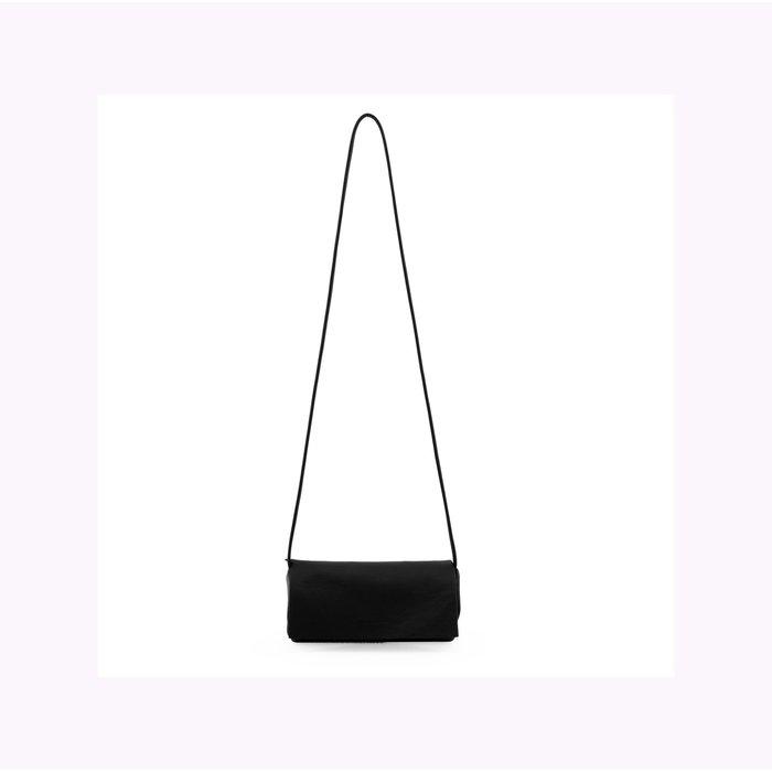 Monk & Anna Full Moon Black Jugoya Handbag