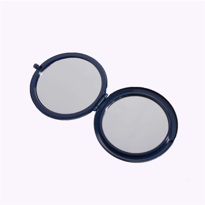 Miroir Compact Odeme Bleu marin