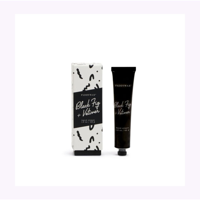 Paddywax Black Fig & Vetiver Hand Cream